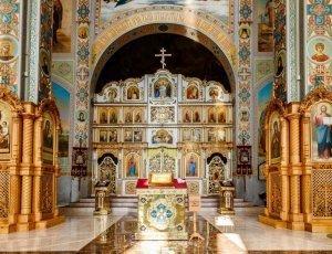Красногорский мужской монастырь