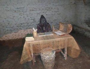 Подземелья Василианского монастыря