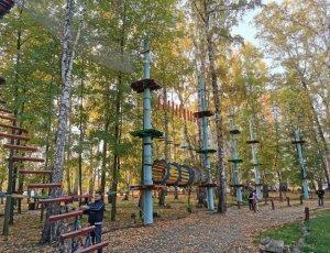 Верёвочный парк «Слабо»