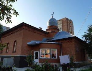 Фото Соборная Мечеть Новосибирска