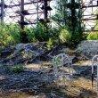 Фото Радиолокационная станция «Дуга» в Чернобыле 8