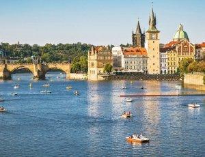Отчет о самостоятельном путешествии по окрестностям Праги