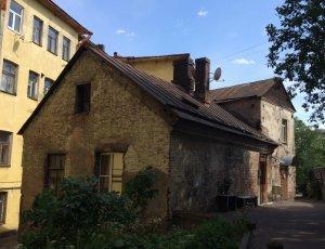 Фото Самый старый жилой дом в России