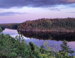 Фото Краснохолмское озеро