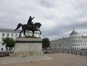 Памятник князю Михаилу Тверскому