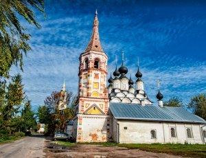 Антипиевская церковь