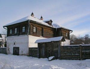 Дом купца Агапова