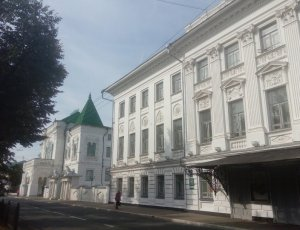 Государственный историко-архитектурный и художественный музей-заповедник