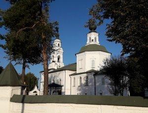 Церковь Спаса на Запрудне