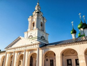 Церковь Спаса в Рядах