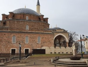 Фото Мечеть Баня Баши
