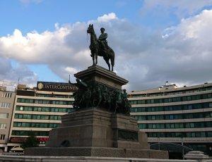 Фото Памятник Царю-Освободителю Александру II