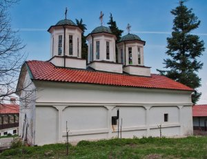Лозенский монастырь