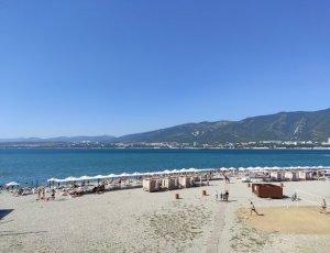 Пляж Толстый Мыс