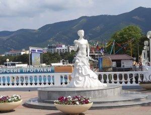 Памятник «Белая невесточка»
