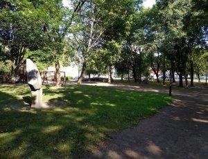 Фото Сад скульптур в Выборге