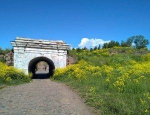 Фридрихсгамские ворота Анненских укреплений