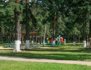 Парк Бобачёвская роща