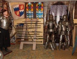Музей средневекового оружия и доспехов