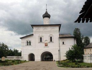 Спасо-Евфимиев мужской монастырь