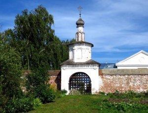 Ризоположенский женский монастырь