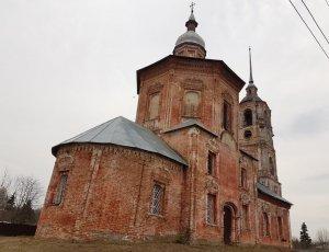 Церковь Бориса и Глеба на Борисовской стороне