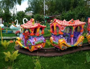 Парк отдыха и аттракционов на Никитской