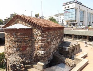 Храм Святой Петки Самарджийской