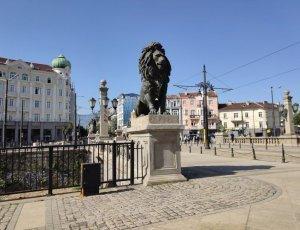Львов мост