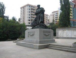 Памятник воинам Советской армии