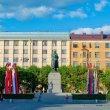Фото Памятник Ленину в Выборге 6