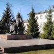 Фото Памятник Юрию Долгорукому в Костроме 7