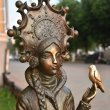 Фото Памятник Снегурочке в Костроме 7