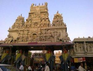 Храм Каши Аннапурны