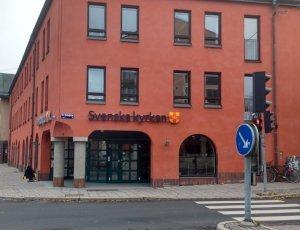Шведская церковь в Осло