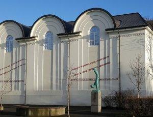 Фото Национальная галерея Исландии