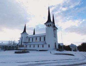 Церковь Háteigskirkja