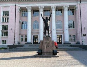 Фото Памятник Василию Алексееву