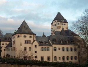 Замок Берг