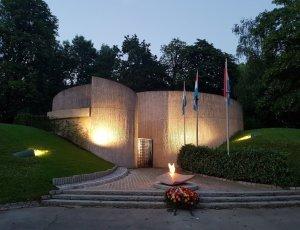 Национальный памятник Люксембургской солидарности