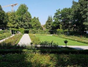 Фото Сад Роз в Берне