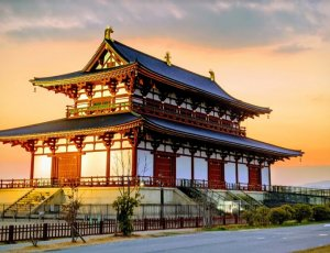 Императорский дворец Хэйдзё