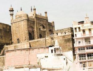 Мечеть Аламгир-Масджид