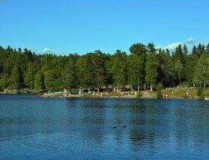 Озеро Согнсванн