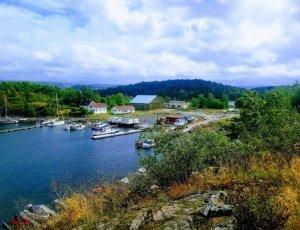 Остров Грессхолмен