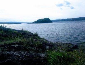 Остров Лангёйене