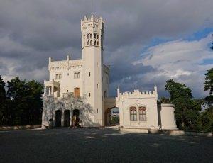 Королевский замок Оскарсхалл