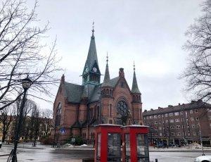 Сагенская церковь