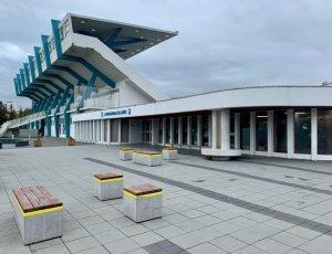 Общественный плавательный бассейн «Лаугардаслауг»