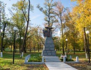 Памятный знак героям Первой мировой войны